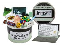 Father of The Bride Survival Kit In A Can